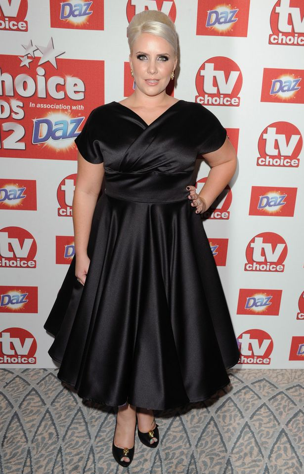 Claire+Richards+TV+CHOICE