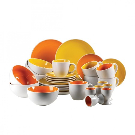 fruehstuecksset-two-tone-30-teilig-gelb-orange-1362602